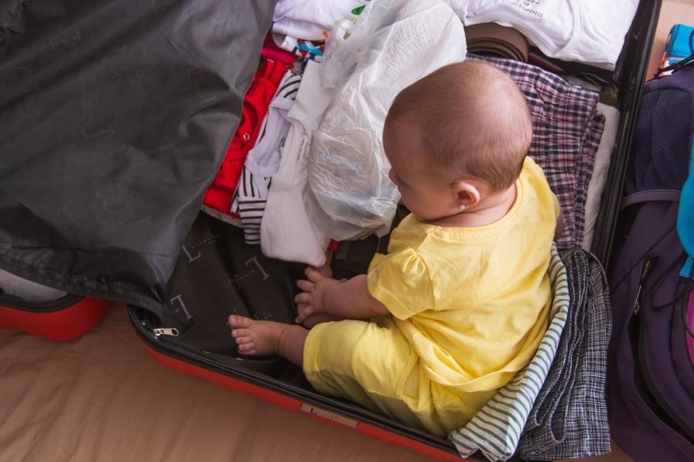 Trucs i consells per preparar la maleta dels petits viatgers