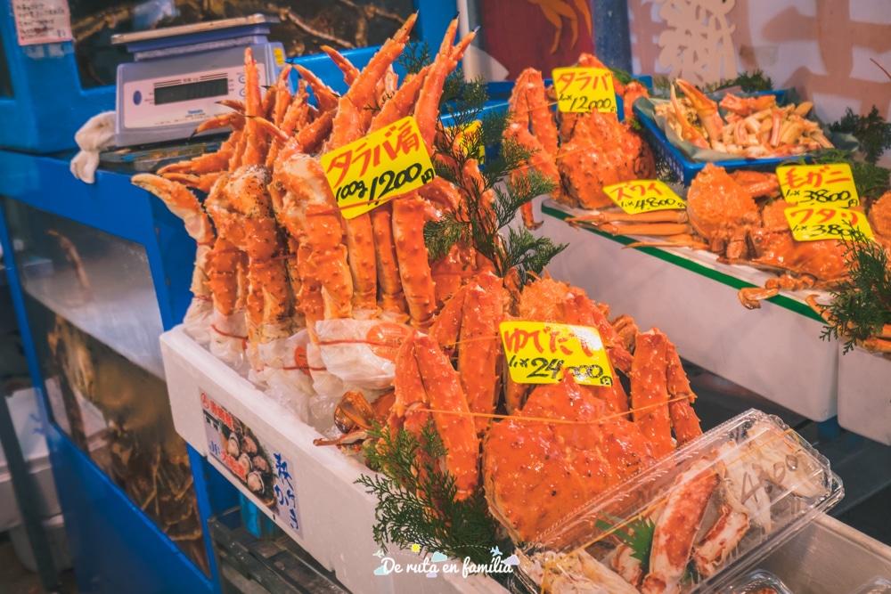 mercat peix tsukiji toquio