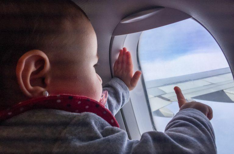 millor destinació per viatjar amb un bebè per primera vegada