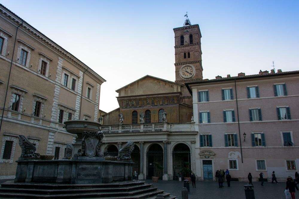 Escapada a Roma. Les sis millors esglésies de Roma