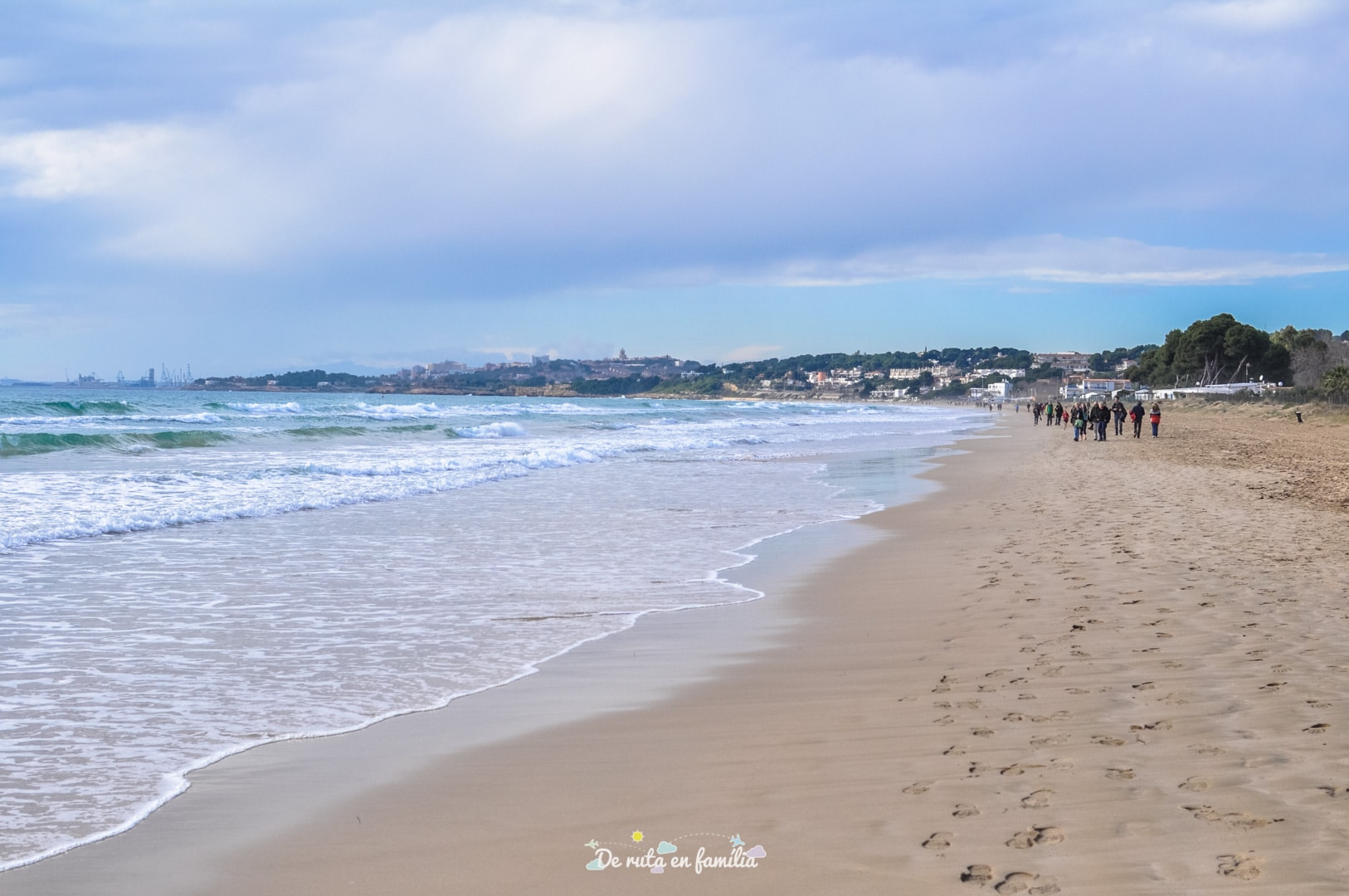 les millors platges de tarragona platja llarga