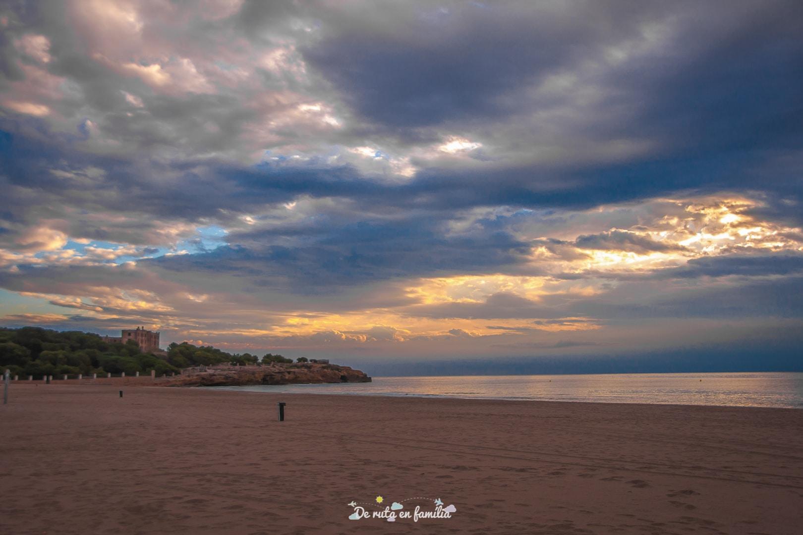 les millors platges de tarragona arrabassada
