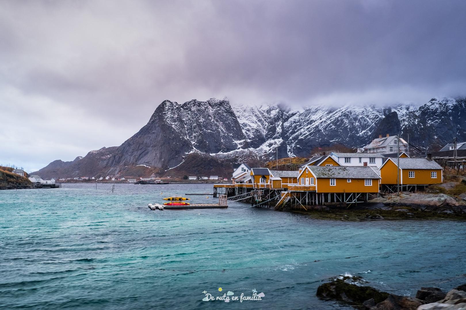 millors pobles de les illes lofoten