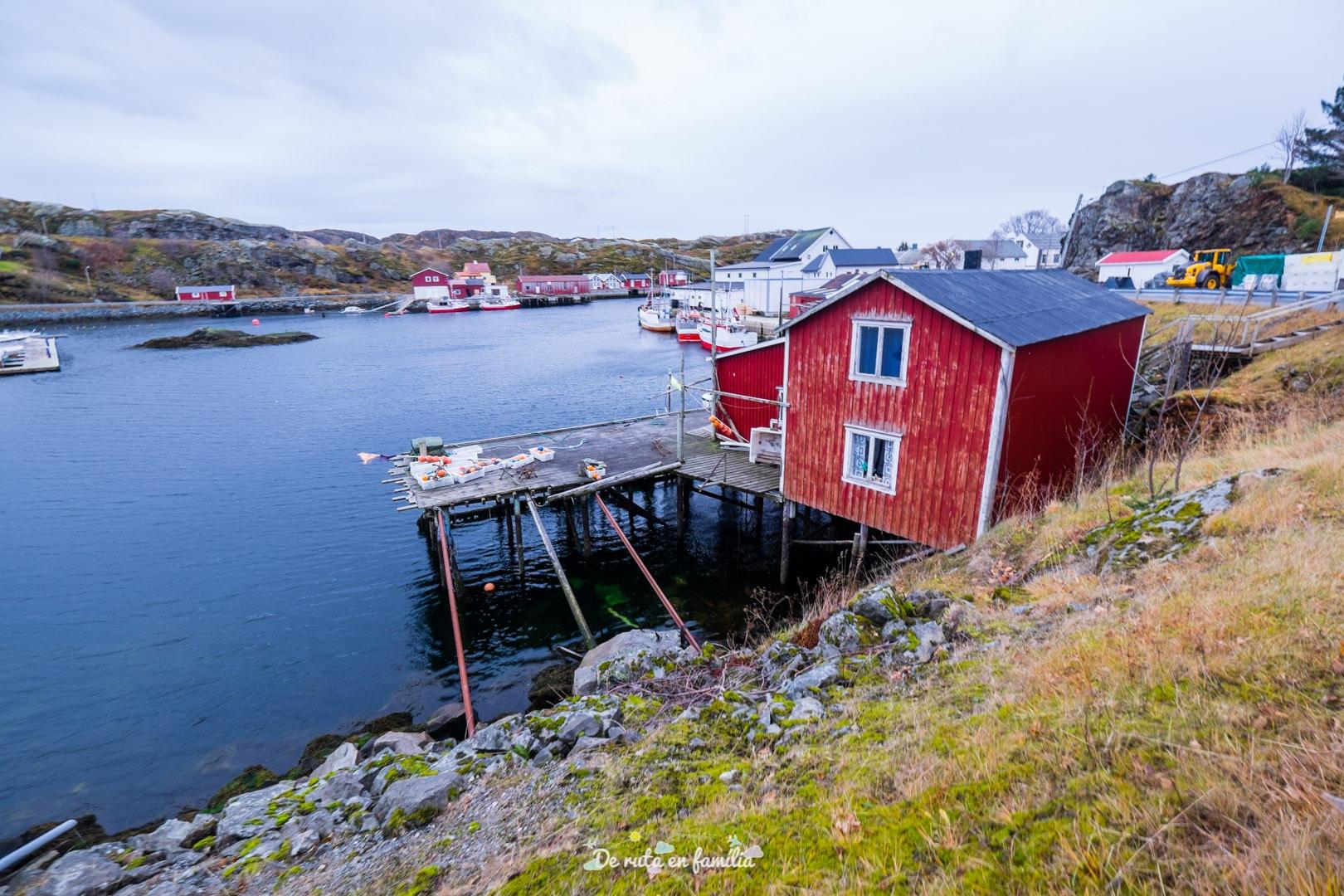 millors pobles de les illes lofoten sund