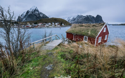 Els millors pobles i platges de les illes Lofoten