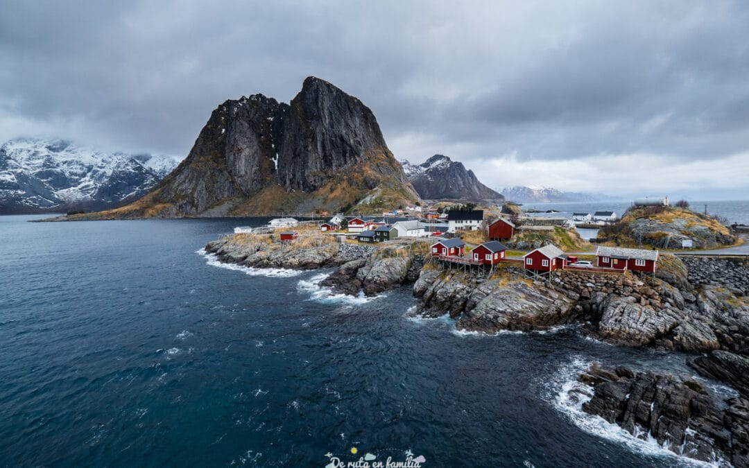 Guia completa per organitzar un viatge a les illes Lofoten