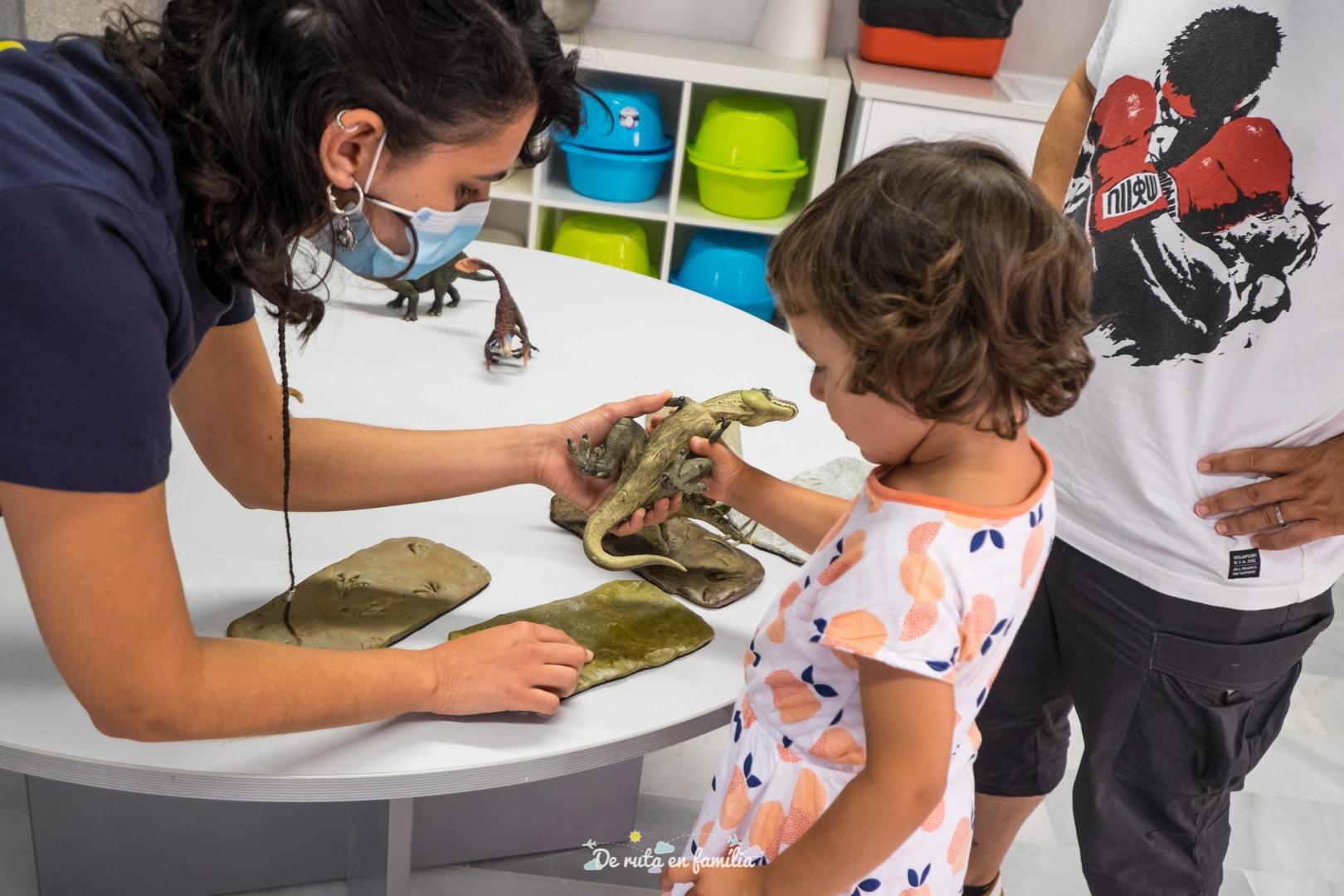 triàstic en família al Museu d'Alcover