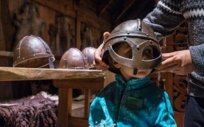 Visitar el Museu Viking de les Illes Lofoten