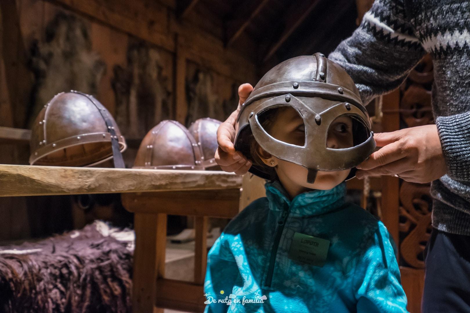 Museu Viking de les Illes Lofoten