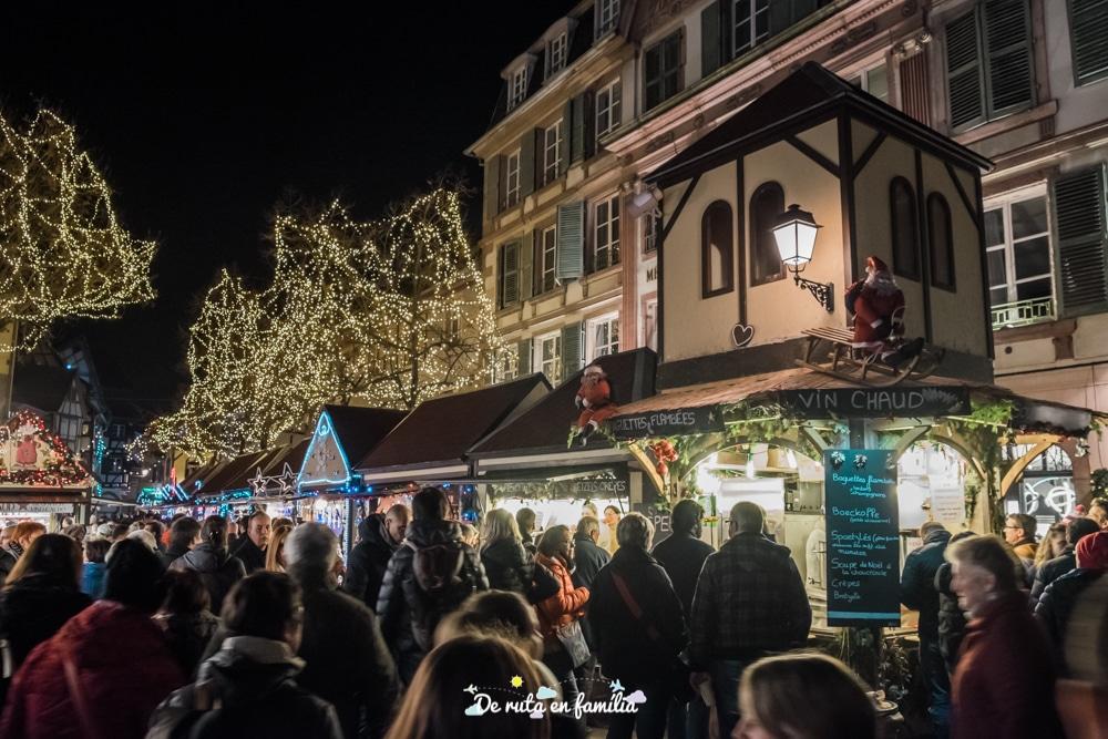 pobles més bonics de l'Alsàcia per Nadal, Colmar