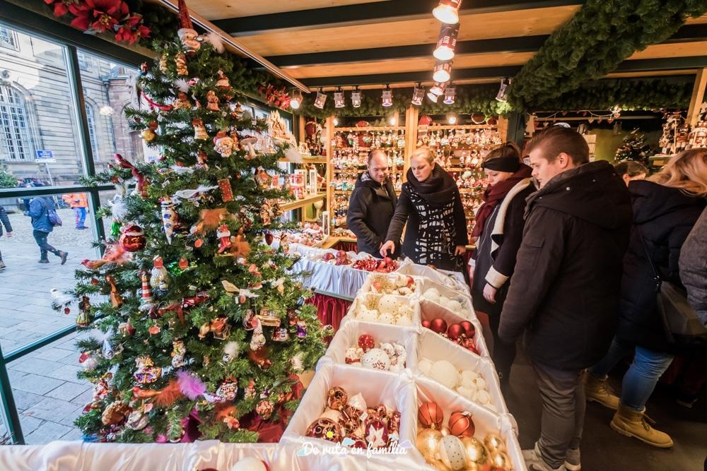 pobles més bonics de l'Alsàcia per Nadal, Estrasburg
