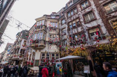 pobles més bonics de l'Alsàcia per Nadal