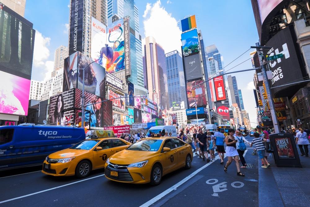 Visitar Nova York en 5 dies. Recorregut i guia de Manhattan