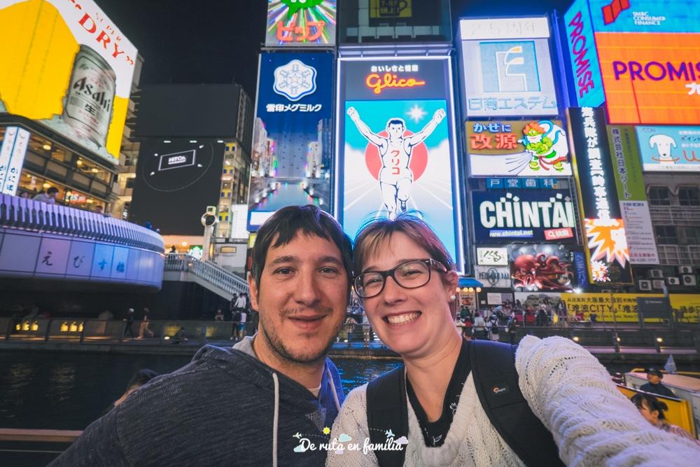 Osaka en un dia
