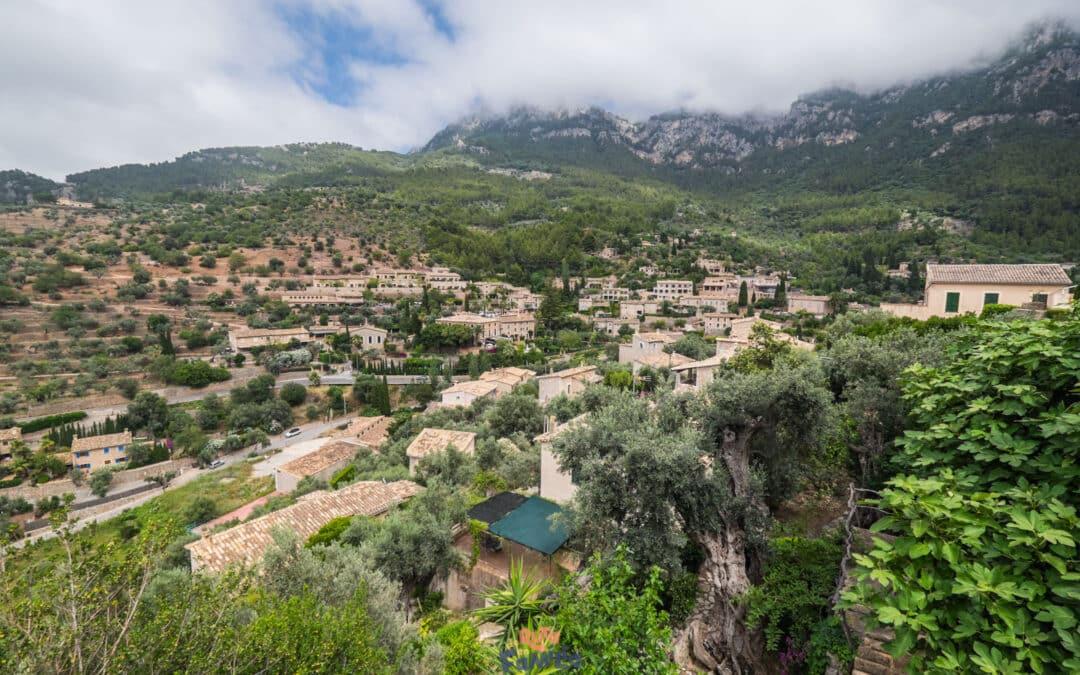 Els pobles més bonics de la Serra de Tramuntana de Mallorca
