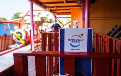 Visitar PortAventura el 2020, la nostra experiència en època de coronavirus