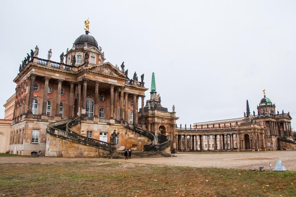 Visitar Potsdam des de Berlín en un dia pel teu compte
