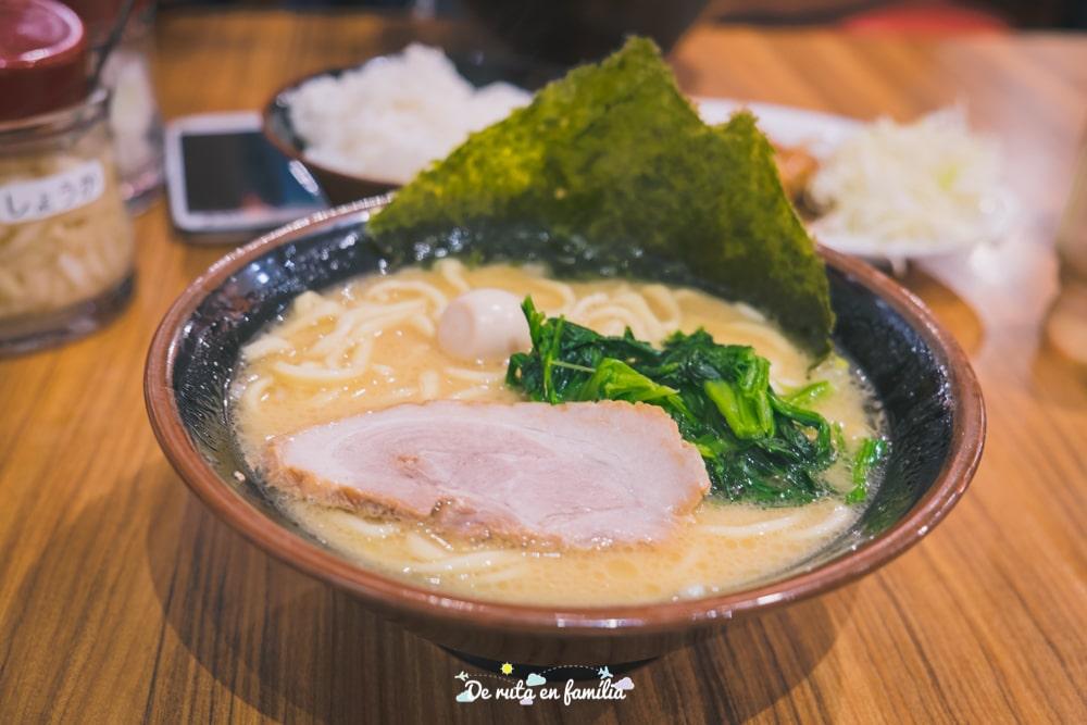 menjar tradicional del japó