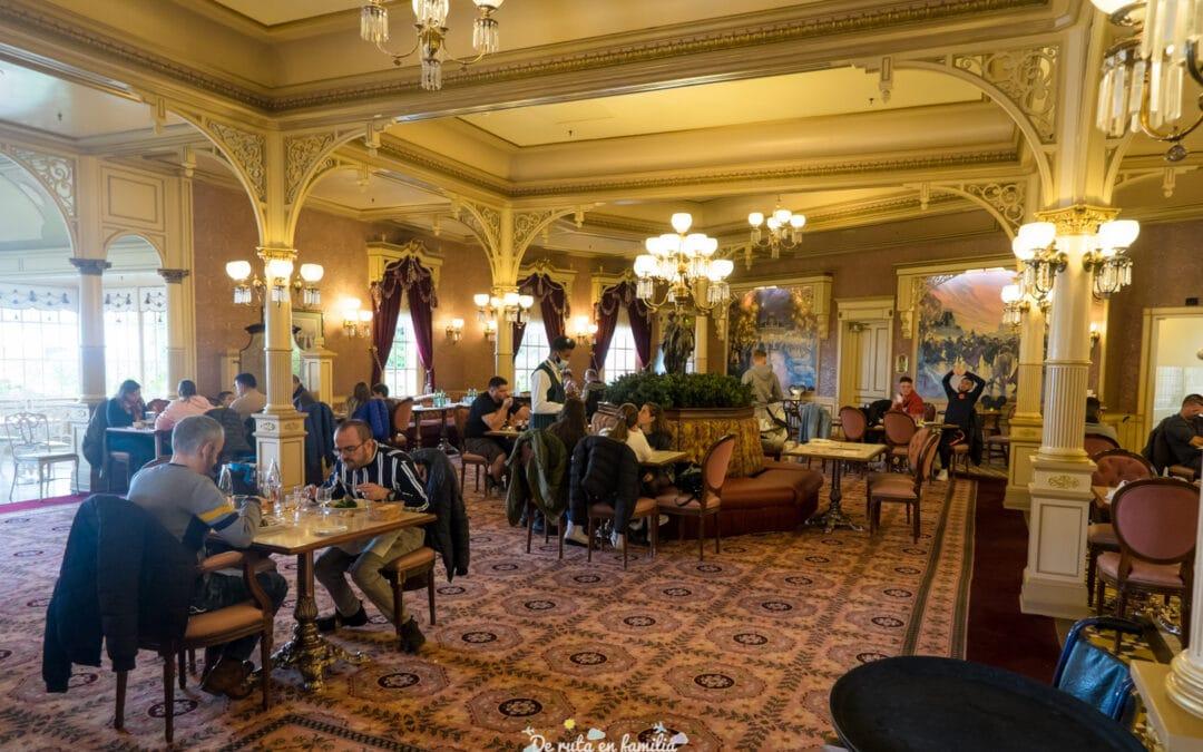 Guia de restaurants i plans de menjar a Disneyland® París