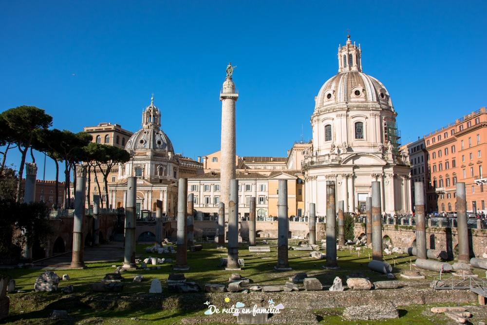 Roma en 3 dies