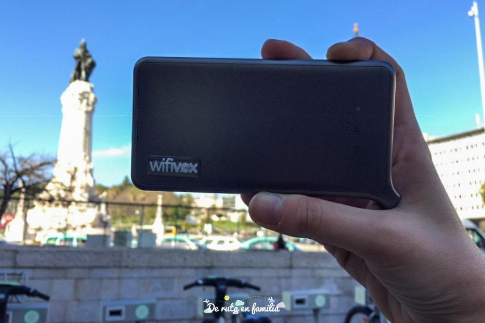 router portatil de viatges