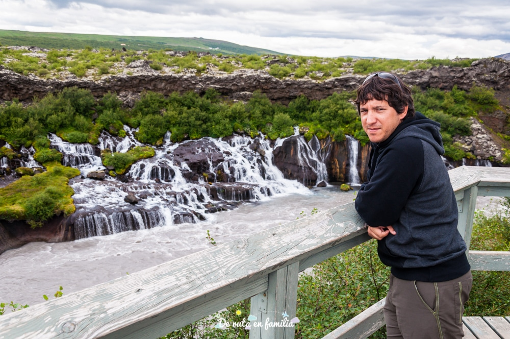 cascades Hraunfossar