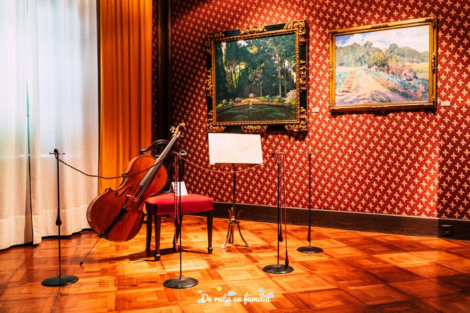 museu pau casals el vendrell el paisatge dels genis