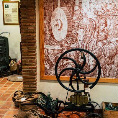 olis solé mont-roig del camp museu de l'oli