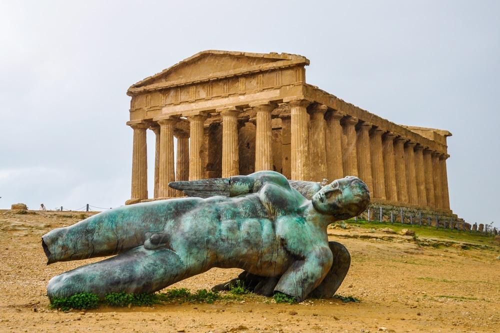 Ruta per Sicília (IV): La Vall dels Temples d'Agrigento i els mosaics de Piazza Armerina