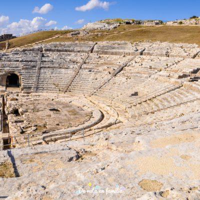teatre romà de Siracusa