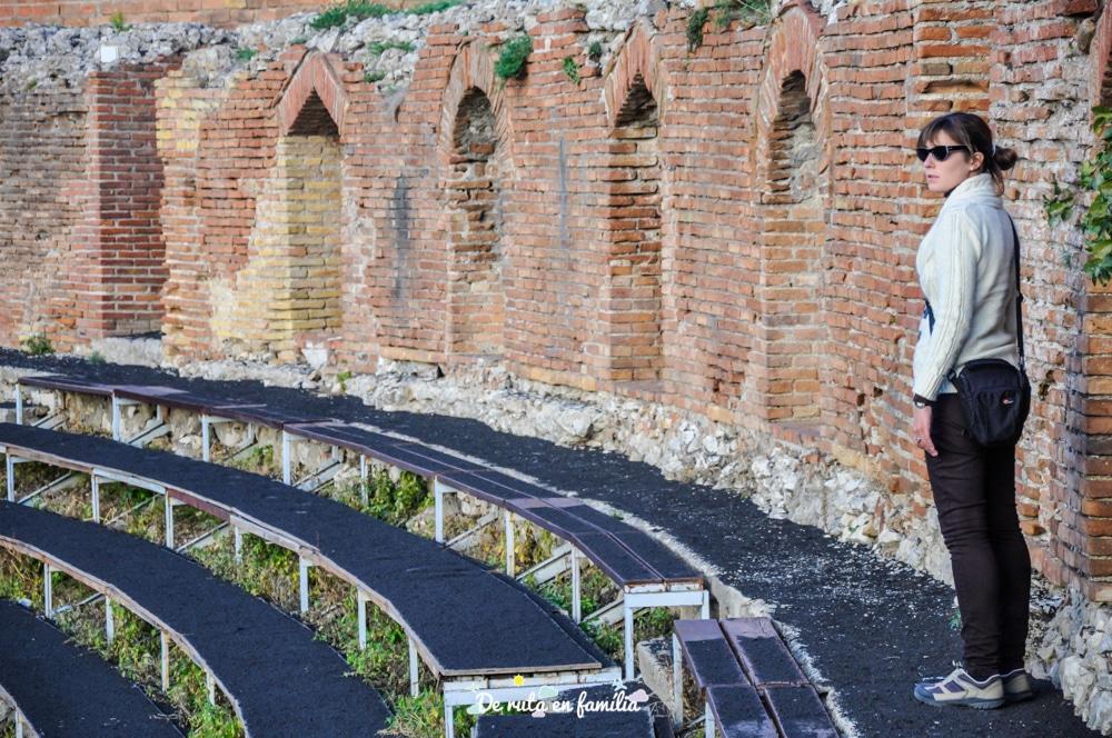teatre grec de taormina