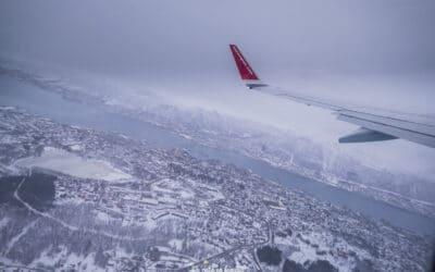 Com anar de l'aeroport de Tromsø al centre de la ciutat
