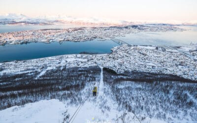 Què veure i què fer a Tromsø, la capital de la Lapònia noruega