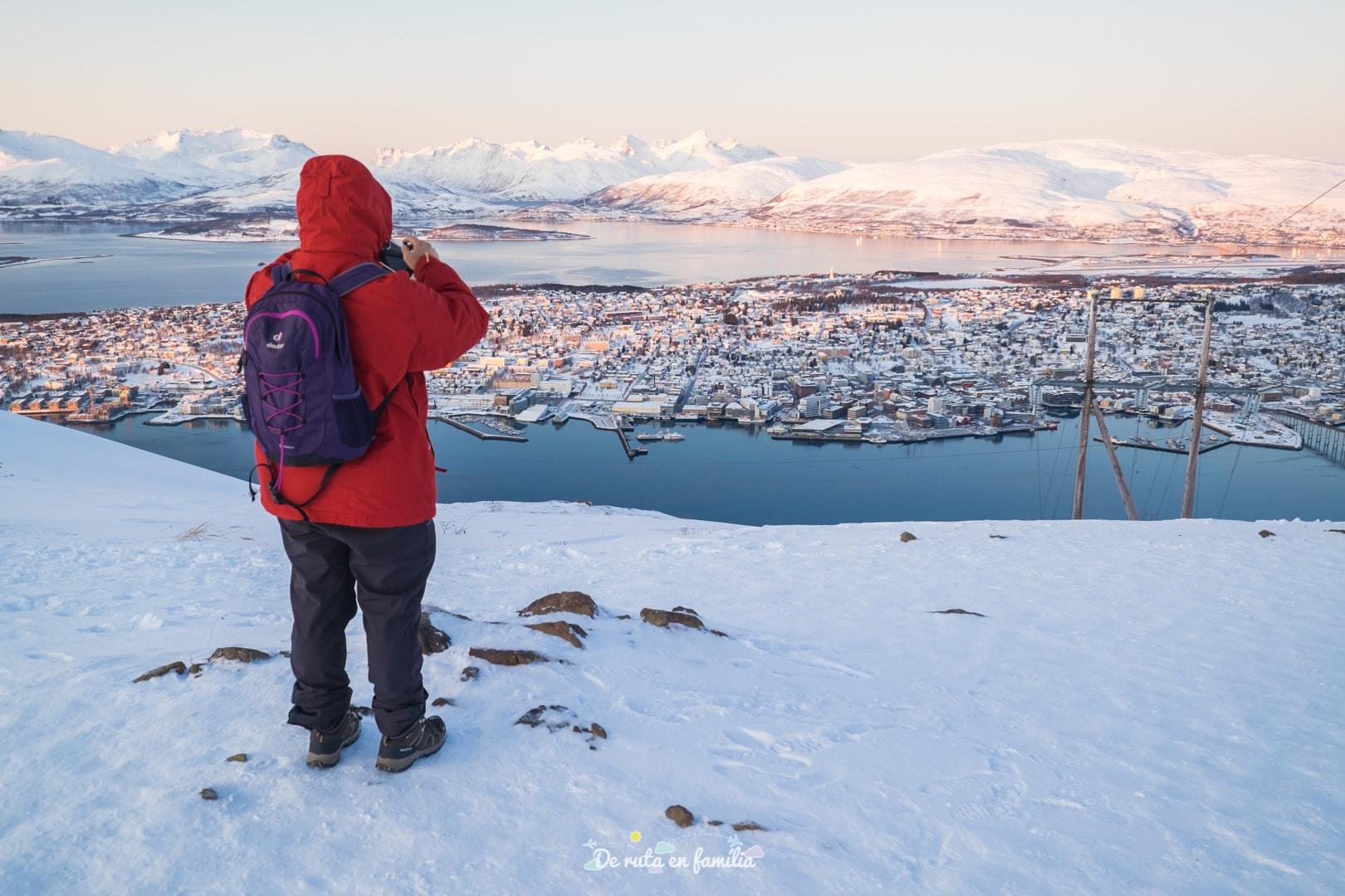 Viatjar a Tromso. Visitar Tromso. Que fer a Tromso