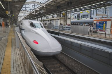 viatjar per japo amb tren amb Japan Rail Pass