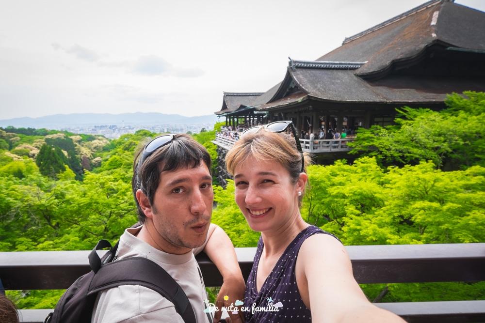 visitar Kyoto sud higashiyama Kiyomizu-dera