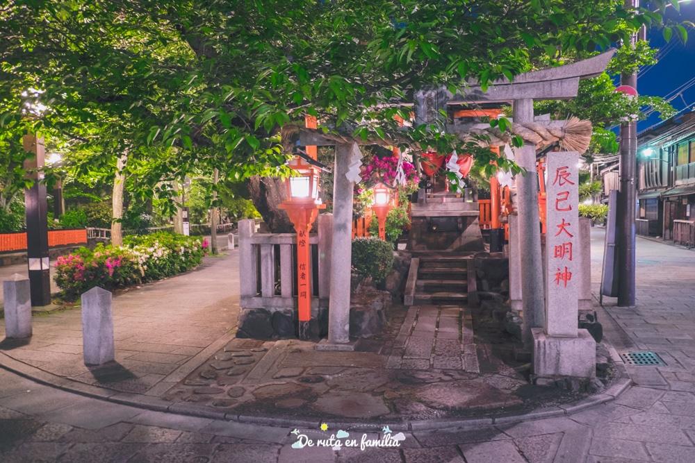 visitar Kyoto sud higashiyama gion