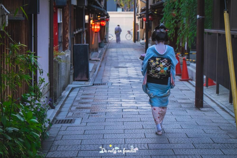 Descobrint el barri d'Higashiyama, el més tradicional i espectacular de Kyoto