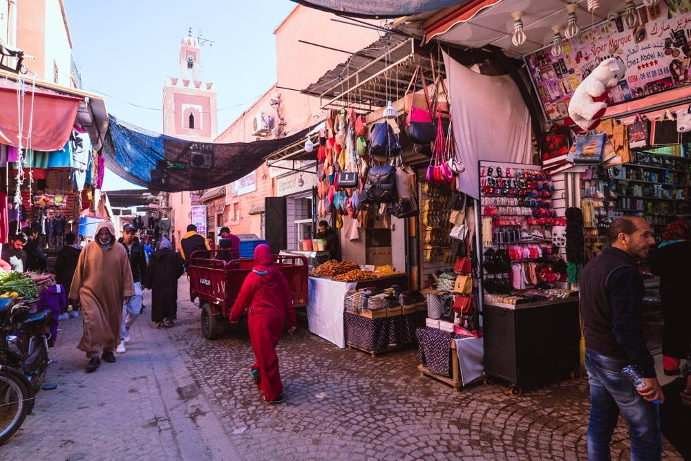 Preparació i pressupost per visitar Marràqueix en 3 dies