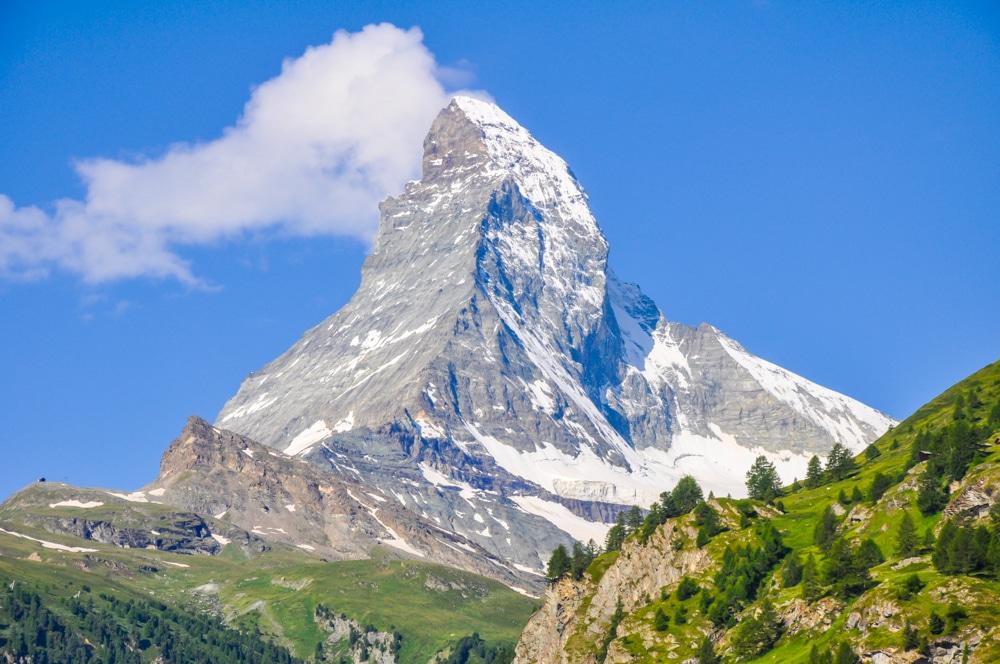 Què fer a Zermatt, una joia al sud de Suïssa amb vistes al Cervino o Matterhorn