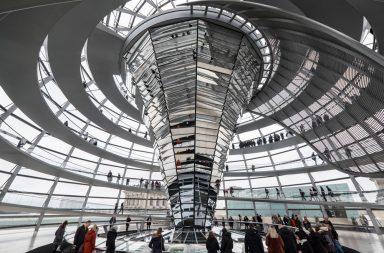 visitar la cúpula del Reichstag de Berlín
