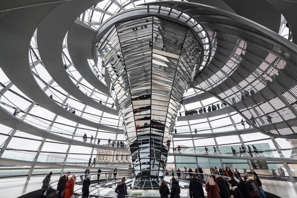 Com reservar entrades gratuïtes per visitar la cúpula del Reichstag de Berlín