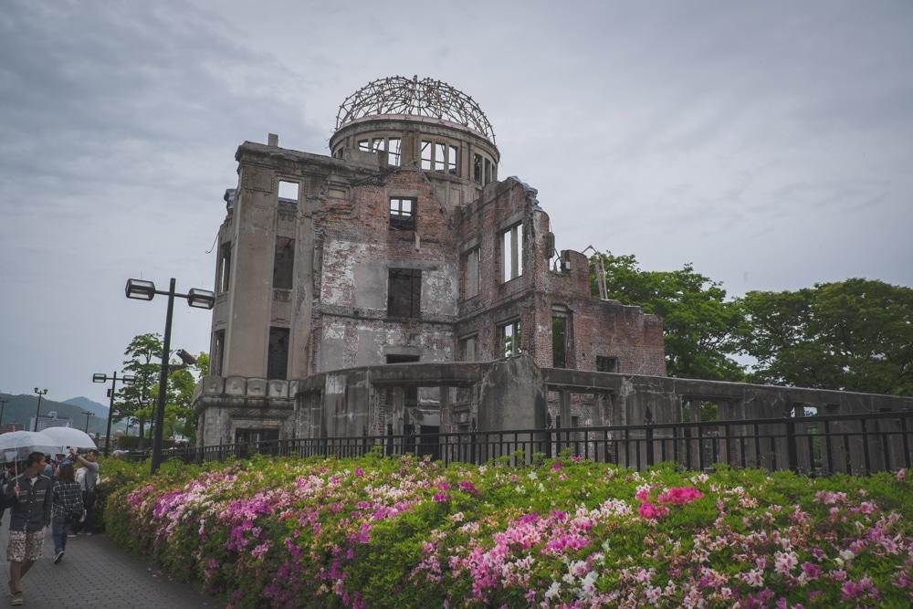 Visitar Hiroshima en 1 dia des de Kyoto o Osaka