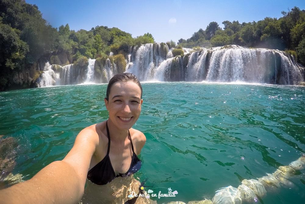 Parc Nacional de Krka a Croàcia