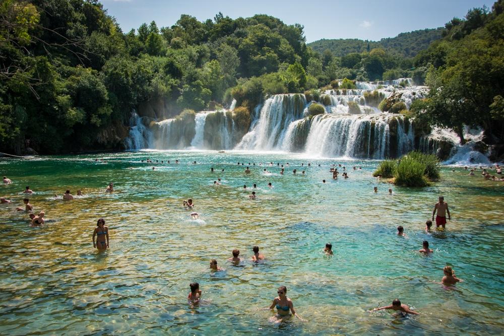 Ruta per Croàcia (V): Visitant Sibenik i el Parc Nacional de Krka