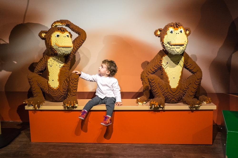 Visitar amb nens el Legoland Discovery Center de Berlín