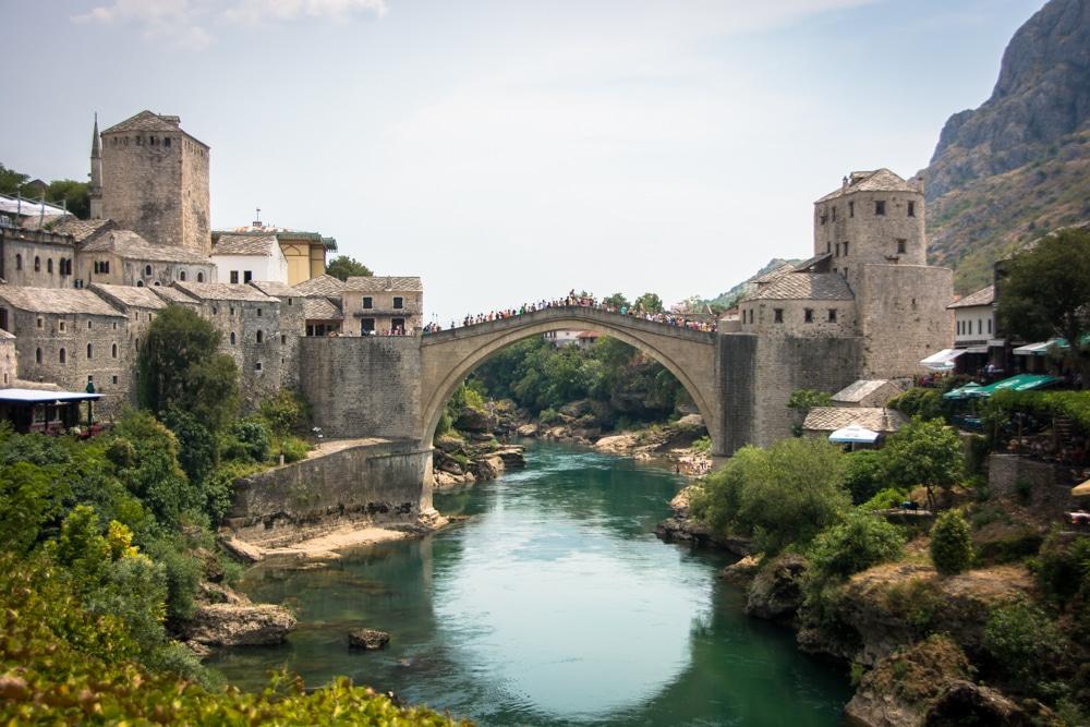 Ruta per Croàcia (II): Excursió a Mostar des de Dubrovnik o Split