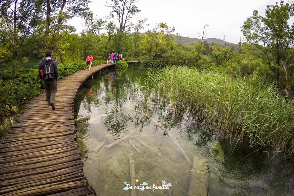 Parc Nacional dels Llacs de Plitvice a Croàcia