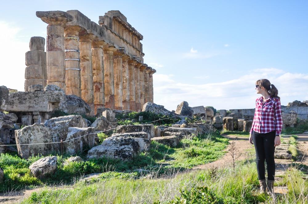 Ruta per Sicília (III): Visitar pel teu compte els temples de Segesta i Selinunte