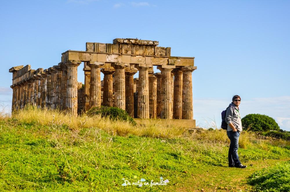 temple selinunte sicilia